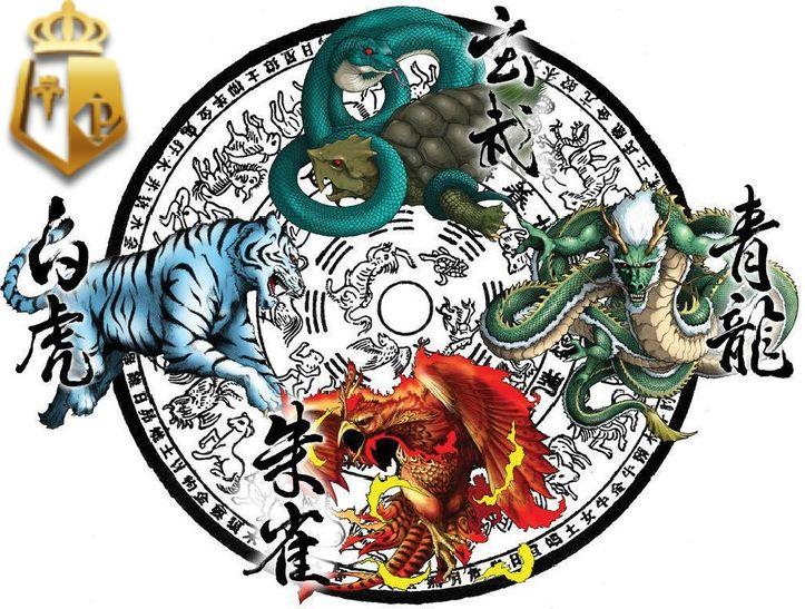 Rùa là một trong tứ linh của thần thoại phương đông
